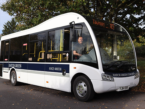 Somerset Coach Hire Yeovil