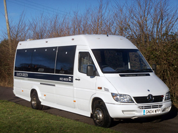 Yeovil Coach Hire