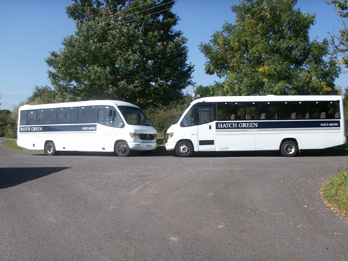 Taunton Coach Hire