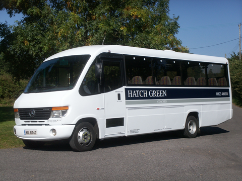 Coach Hire Somerset